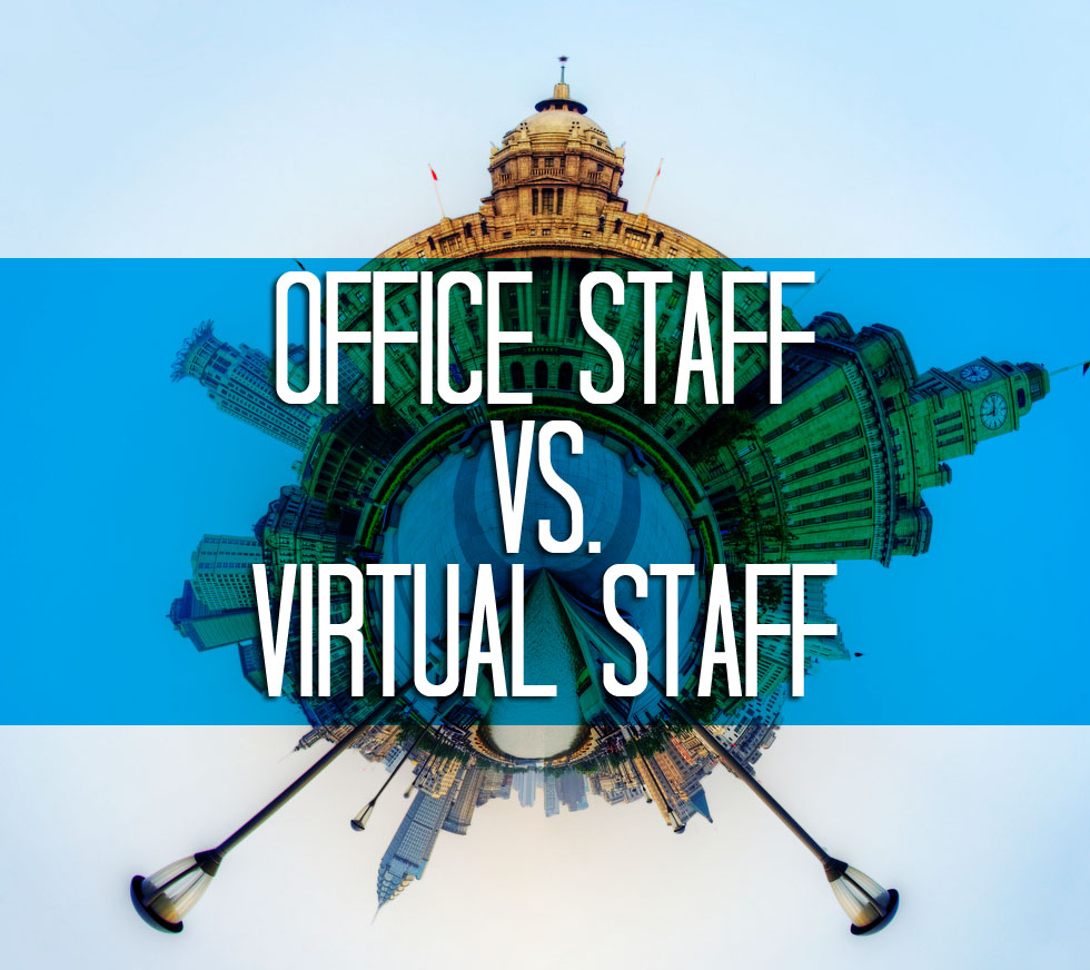 Outsource Workers AU - Office Vs Virtual Staff