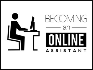 become an online assistant