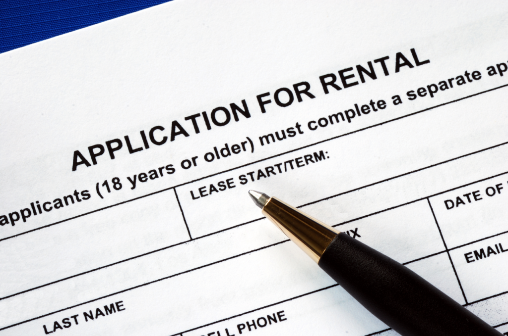Virtual Assistance For Processing Rental Applications