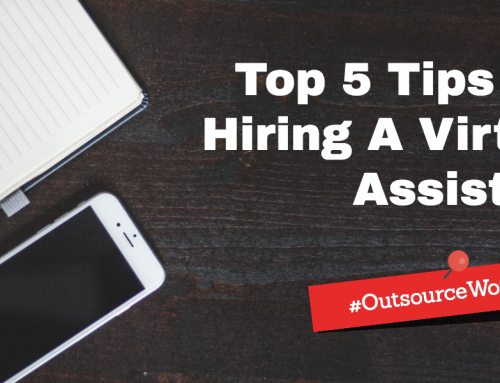 Top 5 Tips for Hiring a Virtual Assistant