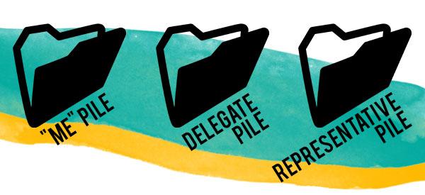 Delegate-Pile