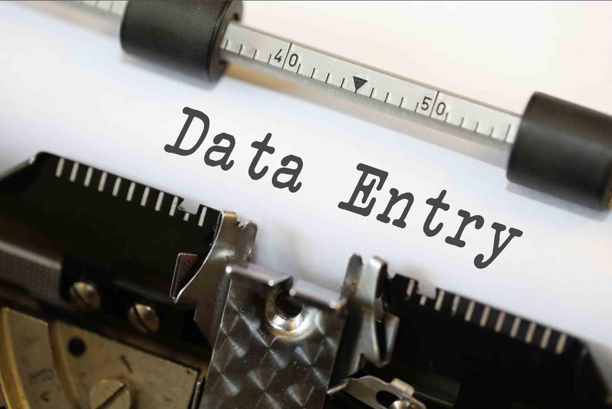how to avoid challenges that come with manual data entry virtual