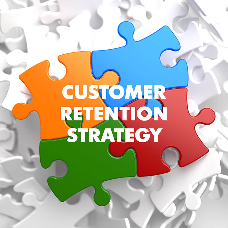 Client Retention Marketing Image in Outsource Workers - Customer Retention Strategy on Pieces