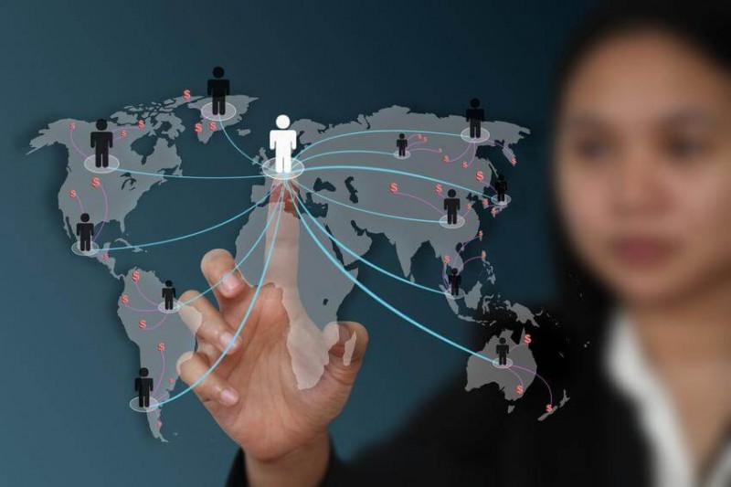 Countries to Hired Virtual Assistant Image in Outsource Workers Global Virtual Assistants