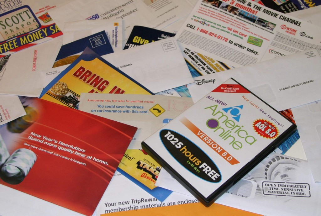 Direct Mail Marketing Campaigns Management Image in Outsource Workers - Direct Mails Flyers and Marketing Materials