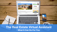 Real Estate Virtual Assistant Services Image in Outsource Workers - Real Estate Virtual Assistant Banner Advertising Image