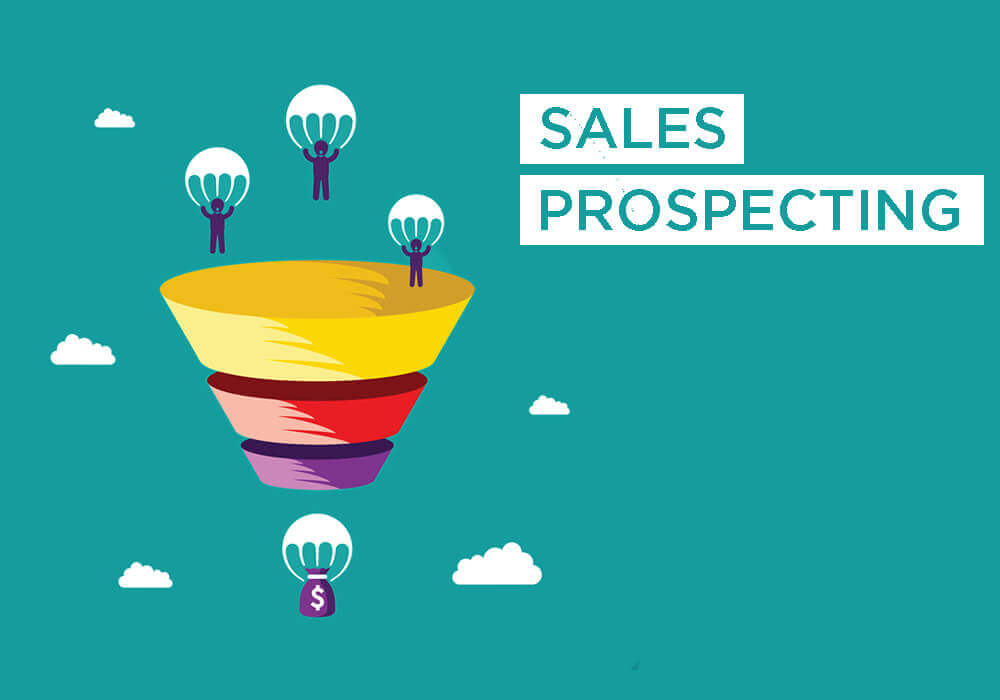 Sales Prospecting Image in Outsource Workers Sales and Cash Funnel