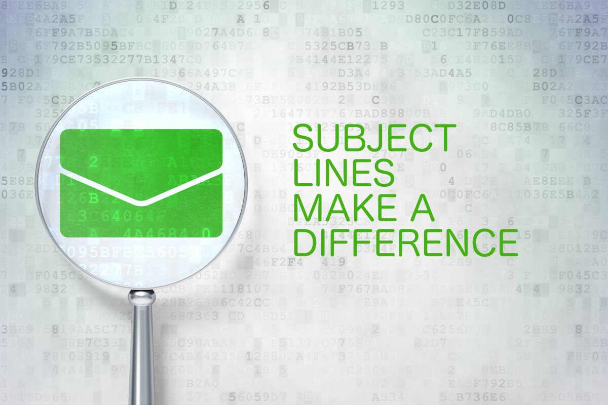 Testing Email Subject Lines Image in Outsource Workers - Reviewing and Scrutinizing Emails Subject Lines Image
