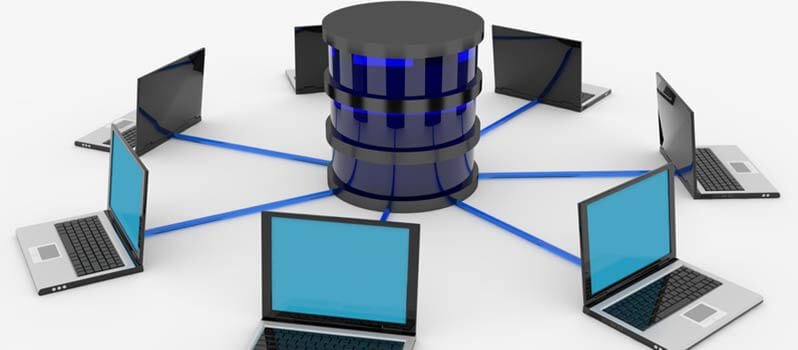 Type of Database Image in Outsource Workers Database Links Information Sharing